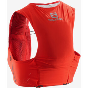 Salomon S/Lab Sense Ultra 5 Set Backpack racing red